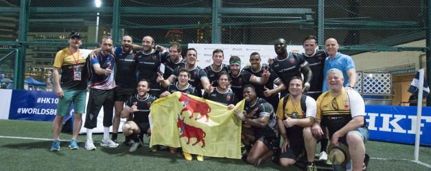 Pour leur 9eme HONG KONG TENS, les Kir Club Pyrénées régalent!